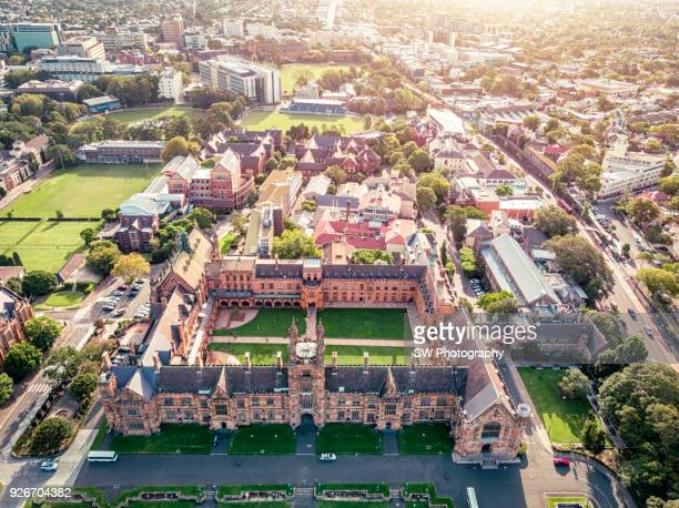sydney university - university of sydney stock pictures, royalty-free photos & images
