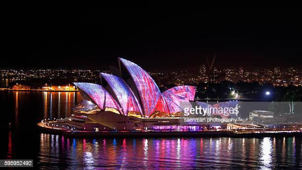 Sydney Vivid 2014