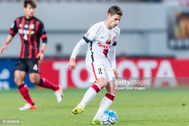 Sydney Wanderers Defender Shannon Cole in action during the AFC Champions League 2017 Group F match between FC Seoul vs Western Sydney Wanderers at...
