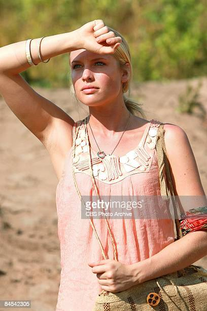 Sydney Wheeler during the first episode of SURVIVOR TOCANTINS THE BRAZILIAN HIGHLANDS The eighteenth installment of the Emmy Awardwinning reality...