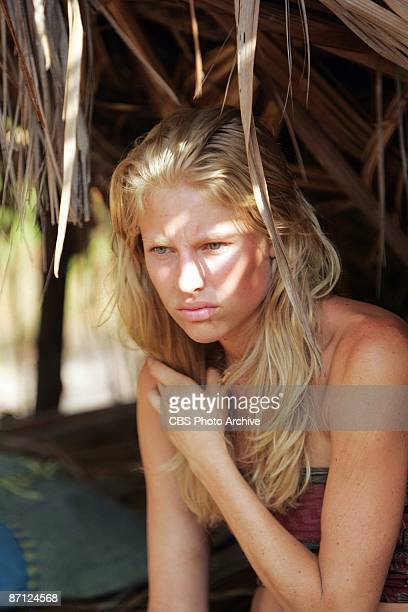 Sydney Wheeler during the seventh episode of SURVIVOR TOCANTINS THE BRAZILIAN HIGHLANDS Thursday April 2 on the CBS Television Network