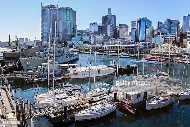 Sydney,Darling Harbour and Maritime Museum