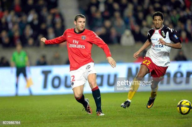 Sylavin ARMAND / Issam JEMAA PSG / Lens 23eme journee de Ligue 1