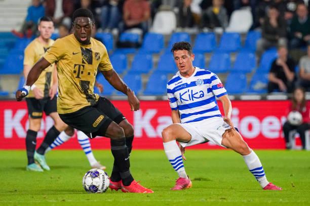 NLD: De Graafschap v FC Utrecht - Keuken Kampioen Divisie