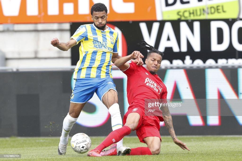 """Dutch Eredivisie""""RKC Waalwijk v FC Twente"""" : News Photo"""