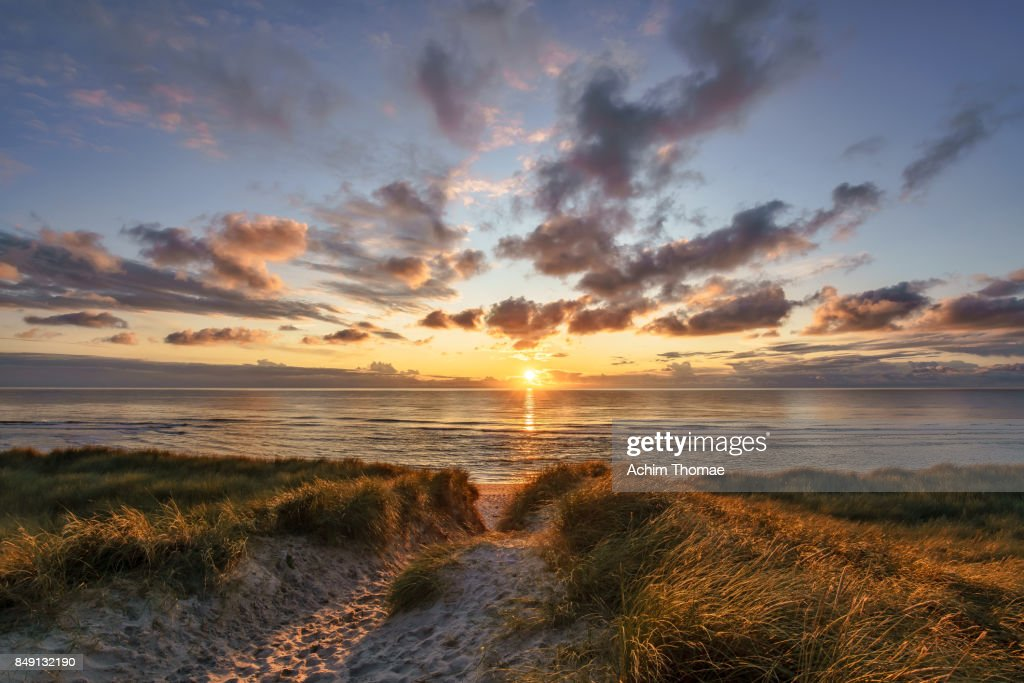 Sylt Island, Germany, Europe : Stock-Foto