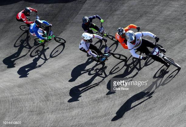 Sylvain Andre of France Justin Kimmann of the Netherlands Julian Schmidt of Germany Theo Chapelle of France Roberto Cristofoli of Italy and Kasper...