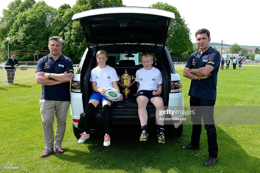 Rugby World Cup Trophy Tour - France