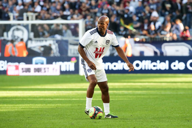 FRA: Match of Legends of Girondins de Bordeaux - 140 years of the club