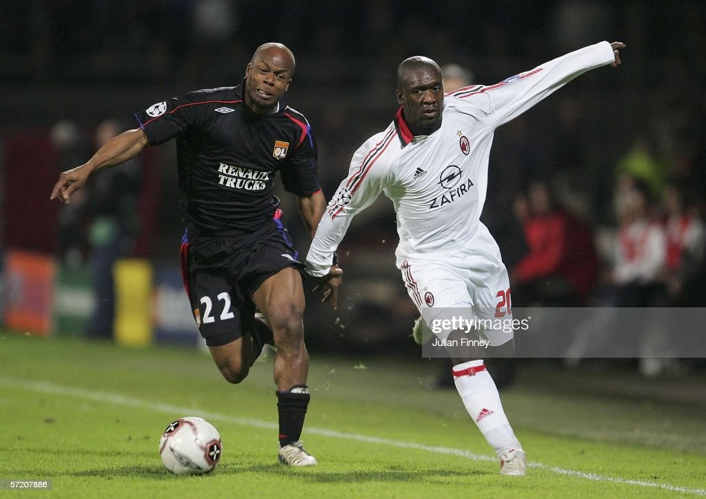 UEFA Champions League - Lyon v AC Milan