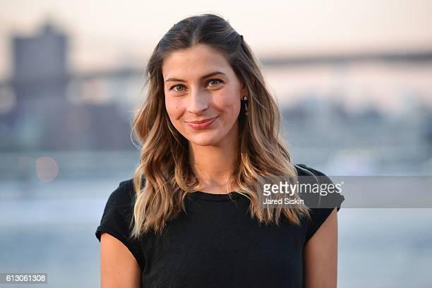 Sylvana Durrett attends the Brooklyn Bridge Park Conservancy hosts the Brooklyn Black Tie Ball at Pier 2 at Brooklyn Bridge Park on October 6 2016 in...