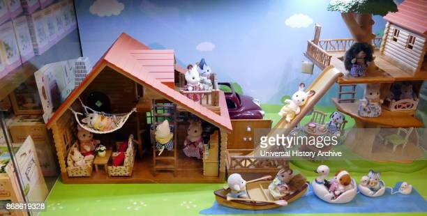Sylvanian Family Dolls Houses and shops based on the Sylvanian Families is a line of collectible anthropomorphic animal figurines made of flocked...