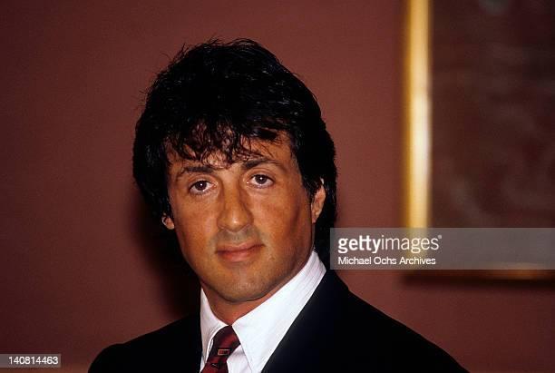 Sylvester Stallone 1987