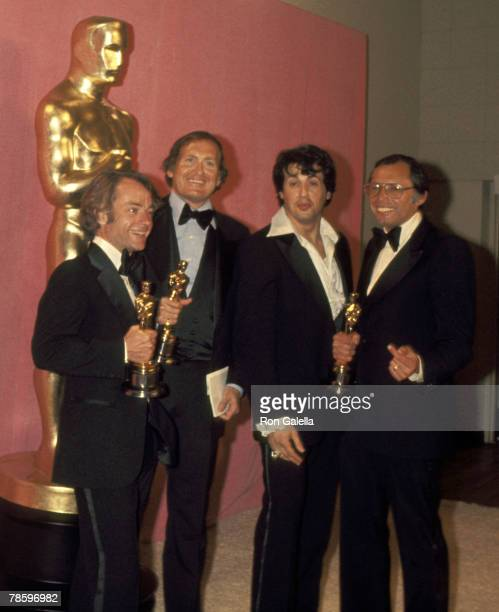 Sylvester Stallone And 'Rocky' Producers