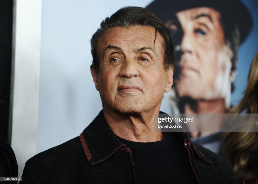 'Creed II' New York Premiere : News Photo