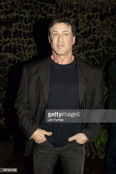 Rambo Pictures and Photos - Getty Images