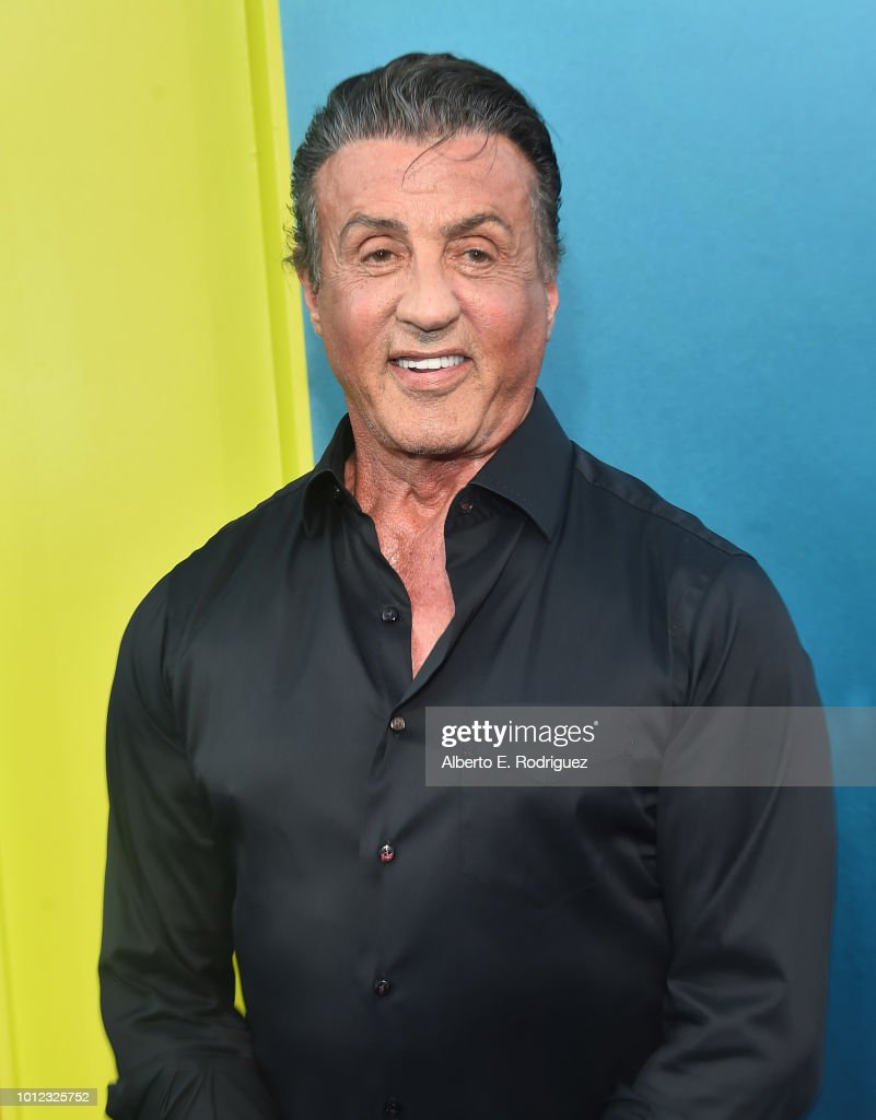 Sylvester Stallone attends the premiere of Warner Bros. Pictures And Gravity Pictures' 'The Meg' at TCL Chinese Theatre IMAX on August 6, 2018 in Hollywood, California.