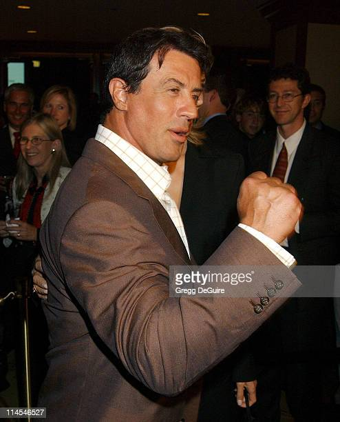 Sylvester Stallone during 29th Annual Dinner Of Champions Honoring Bob and Harvey Weinstein at Century Plaza Hotel in Los Angeles, California, United...
