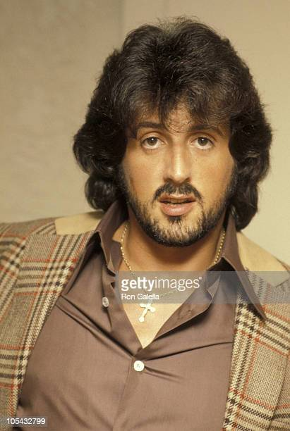 Sylvester Stallone during Susan Anton Opening October 11 1979 at Registry Resort in Scottdale Arizona United States