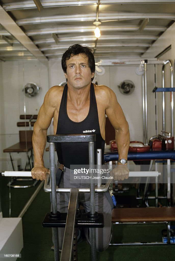 Sylvester Stallone Over The Top