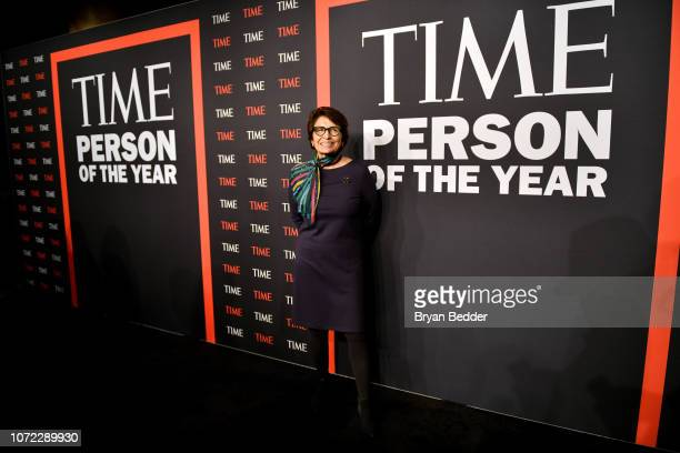 Sylvia Acevedo attends the TIME Person Of The Year Celebration at Capitale on December 12 2018 in New York City