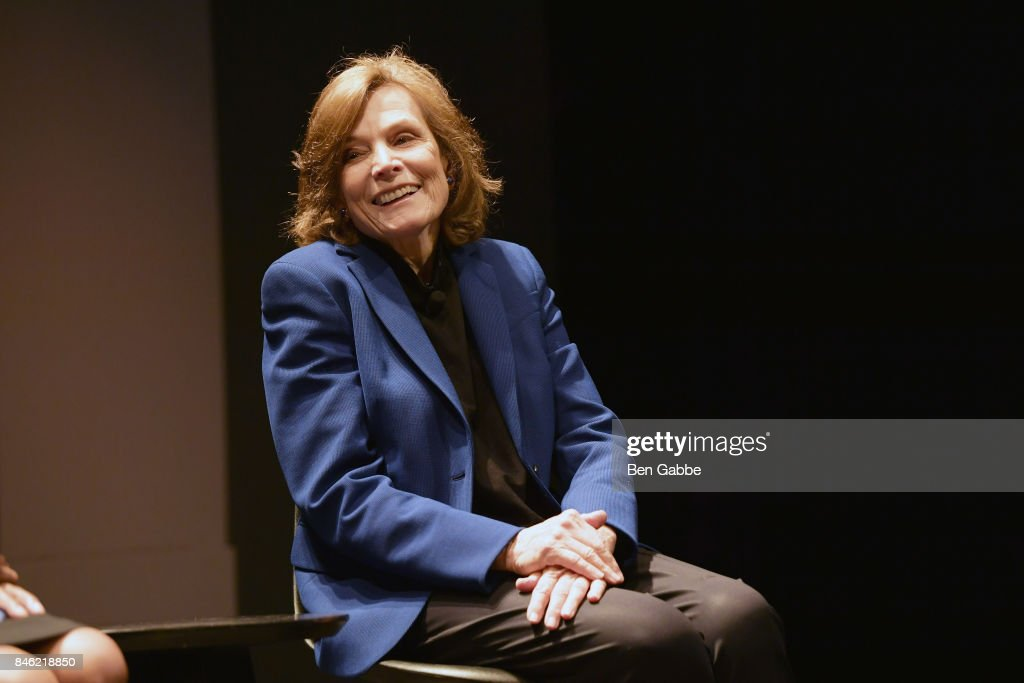 Sylvia Earle, the first woman to become chief scientist of the U.S. National Oceanic and Atmospheric Administration (NOAA), speaks onstage during TIME Celebrates FIRSTS on September 12, 2017 in New York City.