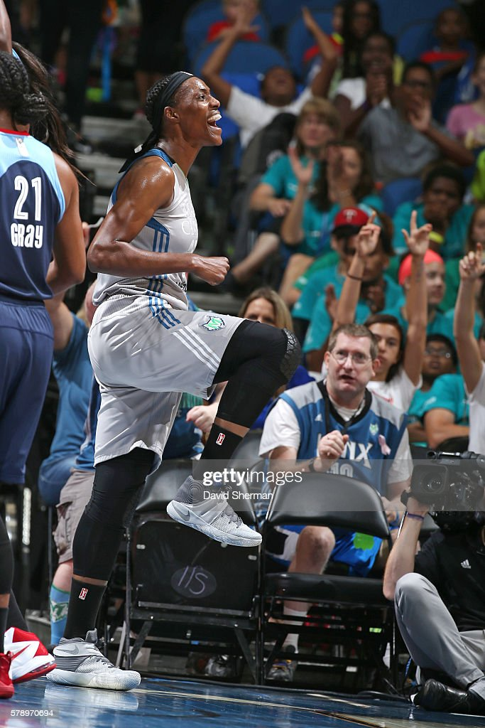 Atlanta Dream v Minnesota Lynx