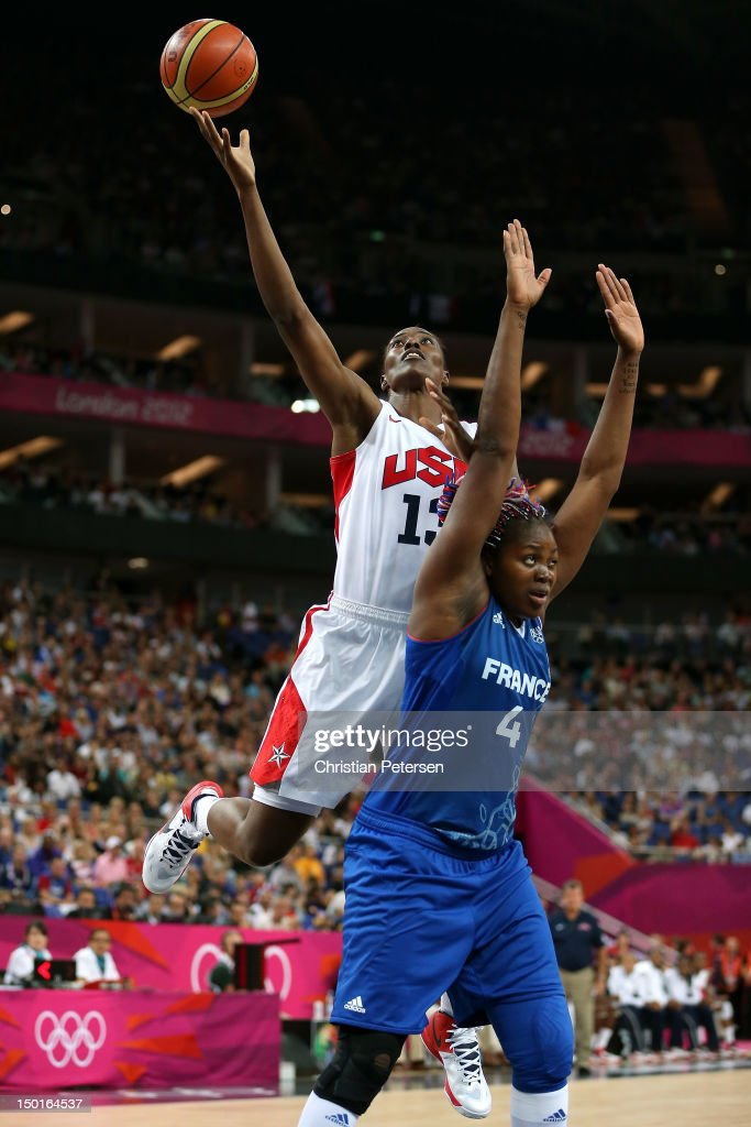 Olympics Day 15 - Basketball