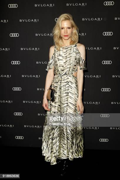 Sylvia Hoeks during the Bulgari 'RVLE YOUR NIGHT' event during the 68th Berlinale International Film Festival on February 15 2018 in Berlin Germany