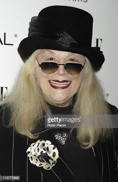 Sylvia Miles during Derailed New York City Premiere at Loews Theatre Lincoln Square in New York City New York United States