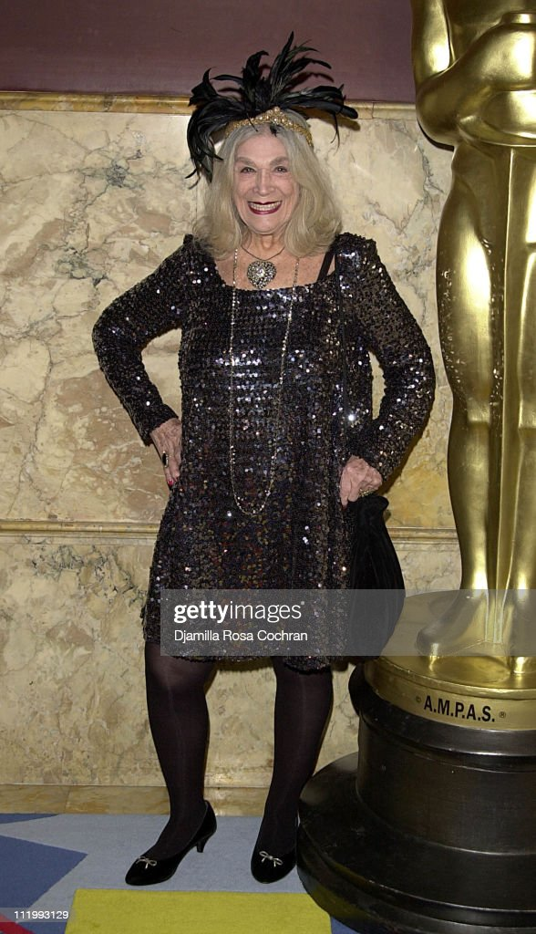 Sylvia Miles during New York Oscar Night Party at Le Cirque 2000 in New York City, New York, United States.