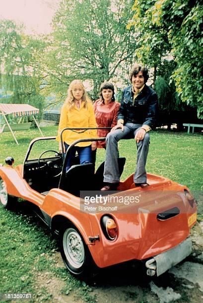 Sylvia Reize Catherina Conti Chris Roberts Kinofilm Meine Tochter deine Tochter JeansJacke Buggy Auto