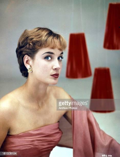 Sylvia Syms in publicity portrait, circa 1965.