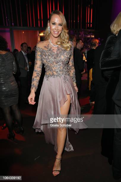 Sylvia Walker during the Bambi Awards 2018 after party at Stage Theater on November 16 2018 in Berlin Germany