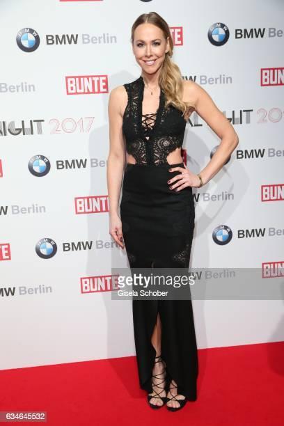 Sylvia Walker during the BUNTE BMW Festival Night during the 67th Berlinale International Film Festival Berlin at restaurant 'Gendarmerie' on...