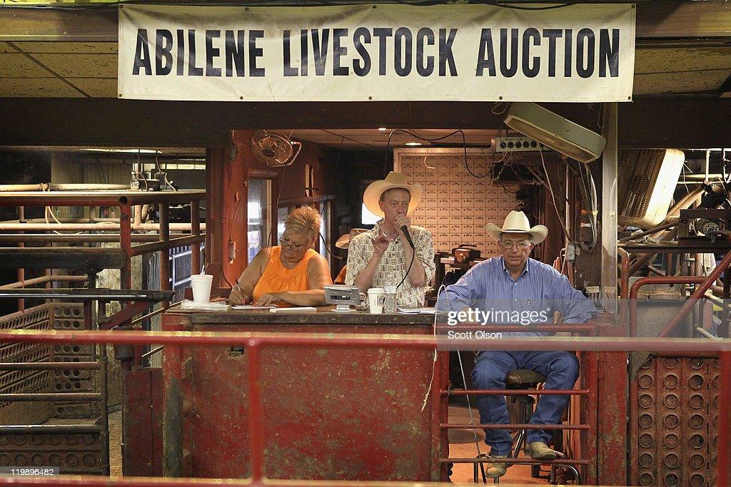 Sylvia Weaver , John Addison and Randy Carson auction ...