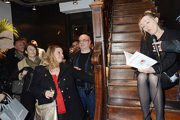 39 j 39 aime ton mari 39 sylvie bourgeois book launch cocktail at la fee maraboutee photos and images - La fee maraboutee paris ...