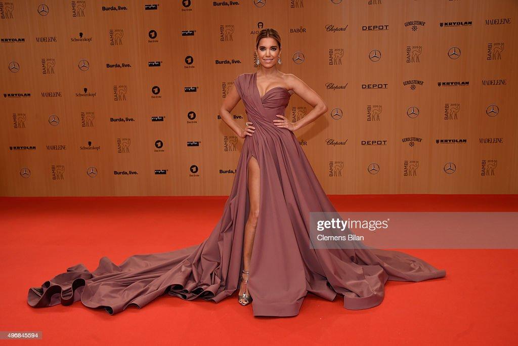 BABOR At Bambi Awards 2015 - Red Carpet Arrivals