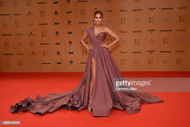 Sylvie Meis attends the Bambi Awards 2015 at Stage Theater on November 12 2015 in Berlin Germany