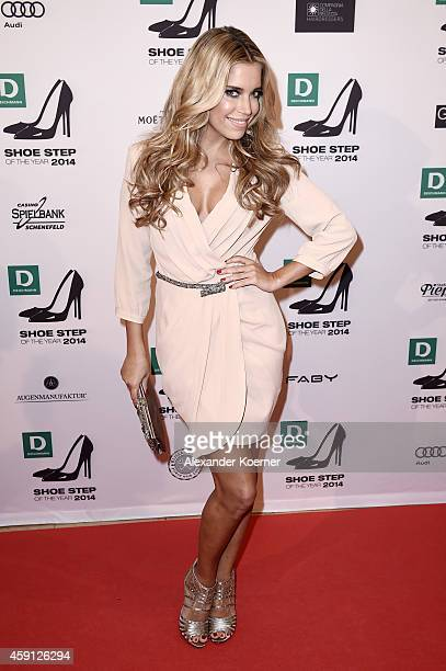 Sylvie Meis attends the Deichmann Shoe Step of the Year 2014 at Atlantic Hotel on November 17 2014 in Hamburg Germany
