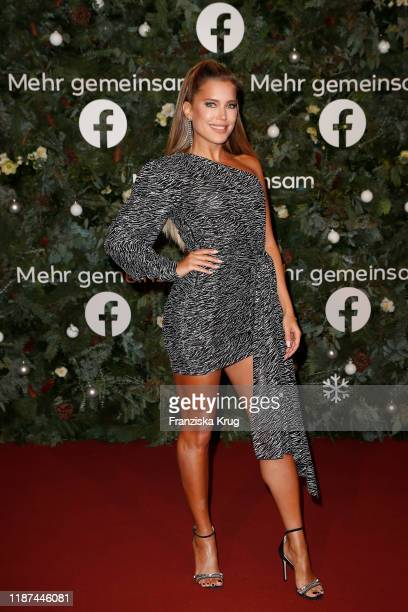 Sylvie Meis during the Facebook Christmas Concert on December 9 2019 in Hamburg Germany