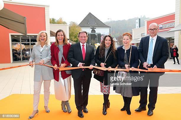 Sylvie Mutschler investor Jana Ina Zarella Thomas Reichenauer Managing Director ROS Retail Outlet Shopping Christine Neubauer Enie van de Meiklokjes...