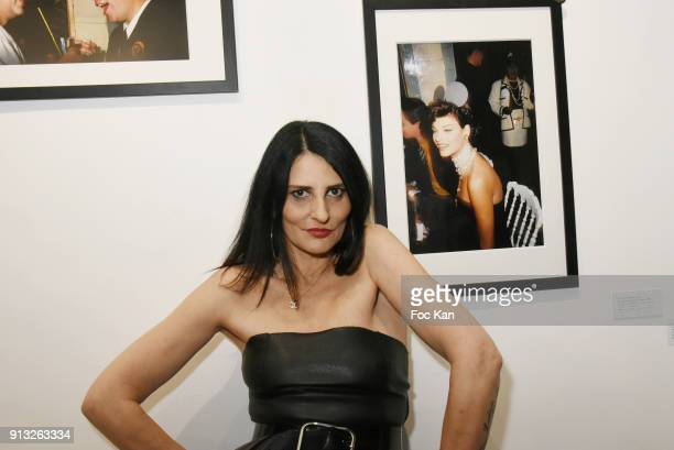 Sylvie ortega munos images et photos getty images for Aux bains douches