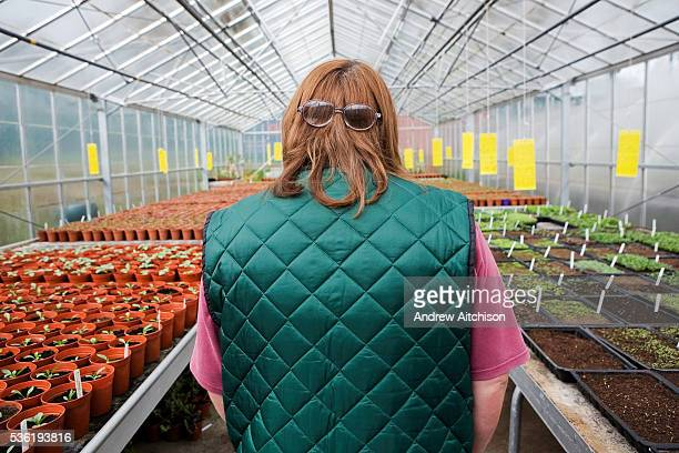Sylvie prisoner and head of the new seedlings greenhouse at HMP Downview HM Prison Downview is a women's closed category prison Downview is located...