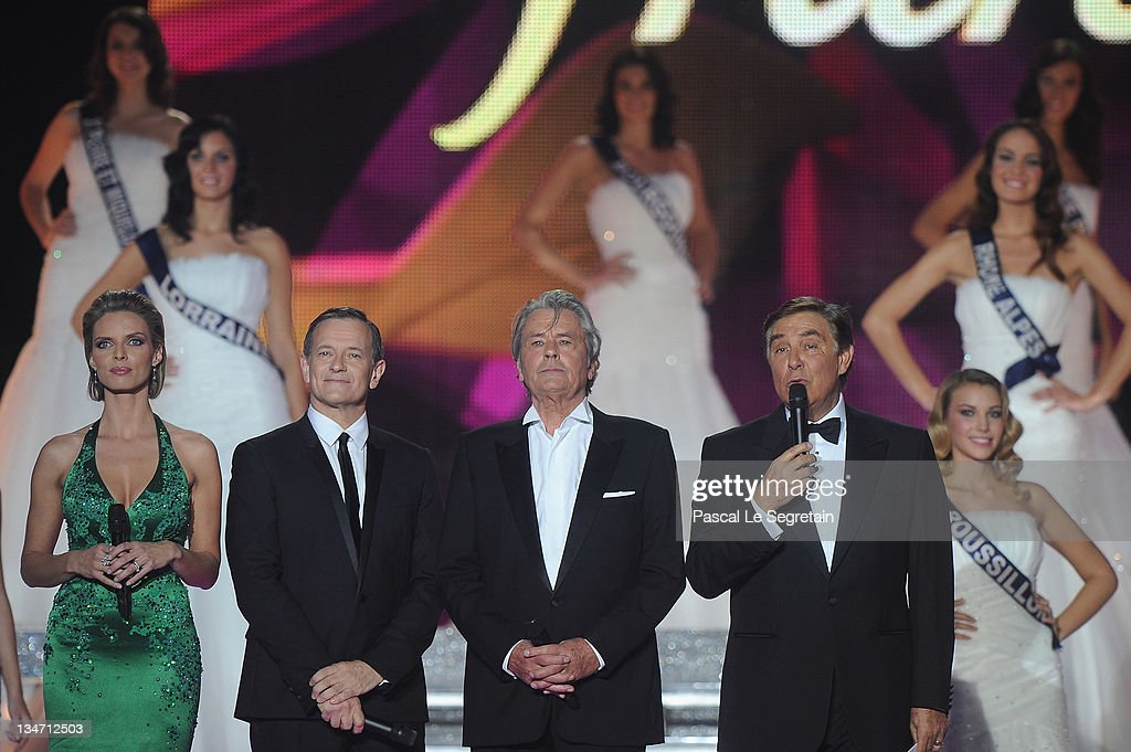 Miss France Beauty Pageant 2012