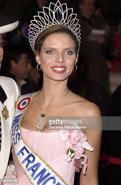 Miss France 2002 Sylvie Tellier Stock Pictures Royalty Free Photos Images Getty Images