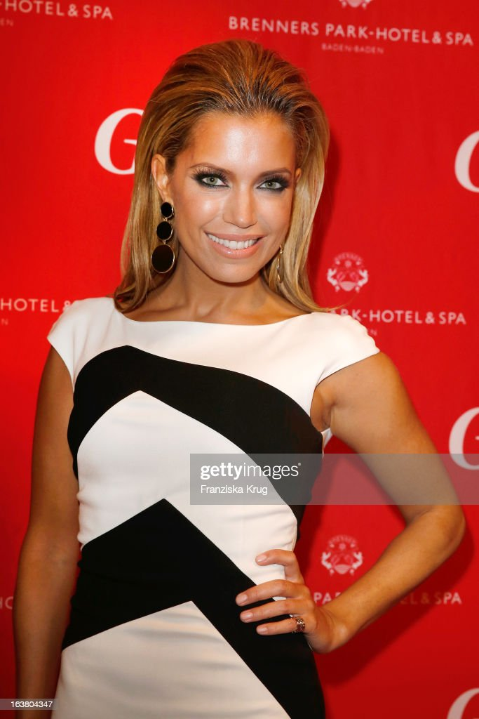 Sylvie van der Vaart attends the Gala Spa Awards 2013 at the Brenners Park Hotel on March 16, 2013 in Berlin, Germany.