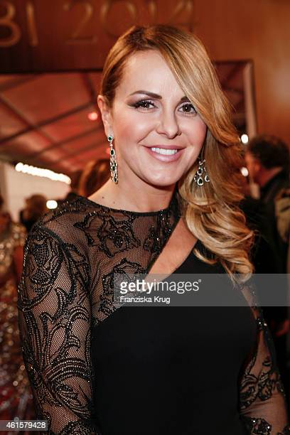 Sylwia Klose arrives at the Bambi Awards 2014 on November 13 2014 in Berlin Germany