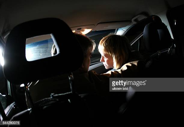 Paar Im Auto Stock Photos And Pictures Getty Images