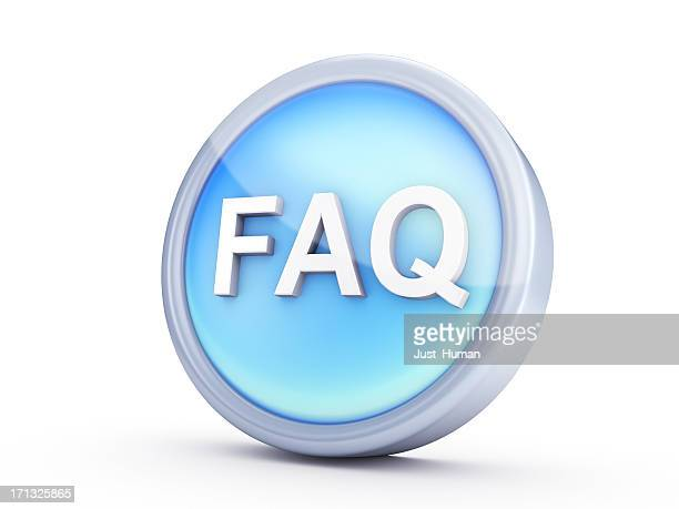 symbol icon - q and a stock pictures, royalty-free photos & images